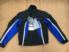 "SPYKE Mens Textile Motorcycle Motorbike Scooter Jacket UK 38"" Chest    C102"
