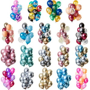 Luftballon Bouquet / Set  - Partydekoration / Geschenk - Freie Farbwahl  Ø 30 cm