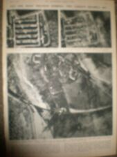 Photo article WWII precision bombing St Cyr and Poix France 1944 ref Ao