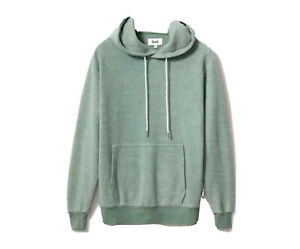 Feat Blanket Blend Pullover Hoodie Unisex XL Green New