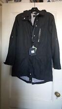 Mackage NWT $390 gypsy rain coat black jacket XS