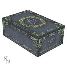 La Hiedra Pentagrama Por Lisa Parker ~ ~ Caja De Tarot Nemesis Now