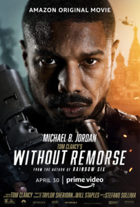 Without Remorse - Movie 2021 -Down