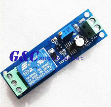 1PCS 12V Delay Timer Switch Adjustable Relay module 0-10 Second NE555 M87