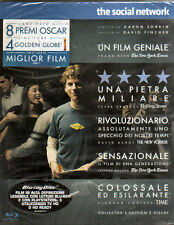 The Social Network, David Fincher - BLU RAY NUOVO