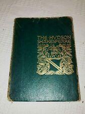 Henry Hudson Shakespeare - Romeo & Juliet - 1900 Soft Cover Athenaeum Boston