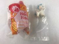 Baby Pegasus and Lava Titan Hercules Disney 1996 Collectible Happy Kids Meal Toy