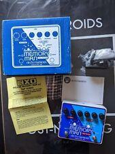Electro Harmonix Deluxe Memory Man Tap Tempo w/NOS MN3005