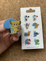 Disney Park Pals Pin Mystery Box- SIMBA Climbing Tree- From The Lion King