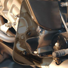 BMW K1600GT + K1600GTL Fußschutz, foot protector, protège pieds, RAUCHGRAU