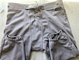 BIKE Cycling Bicycle Shorts Women XL Detachable Lace-up Snaps D-Ring Buckle A305