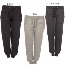Fleece Activewear Trousers for Women with Pockets