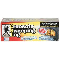 Creosote Sweeping Log Creosote Sweeping Log