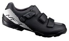 Shimano SH-ME3 Mountain Bike MTB Shoes Black/White ME3 43E (US 8.9) Wide Width