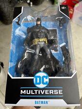 McFarlane Toys DC Multiverse 7 inch Arkham Knight Batman Action Figure