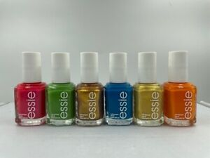 "ESSIE NAIL POLISH ""SUMMER 2021 LIMITED EDITION COLLECTION"" *YOU CHOOSE COLOR*"