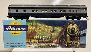 Athearn HO Scale B&O Baltimore & Ohio Pullman River Point Passenger Car #1865