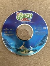 New ListingDr. Seuss' How the Grinch Stole Christmas (Dvd, 2006) Disc Only - No Tracking
