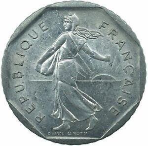 COIN / FRANCE / 2 FRANCS 1979 UNC  #WT23538