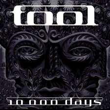 10.000 Days - Tool CD VOLCANO