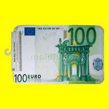 Tappeto da bagno spiritoso, Banconota 100 € Euro 70x45 cm Tappetino Antiscivolo