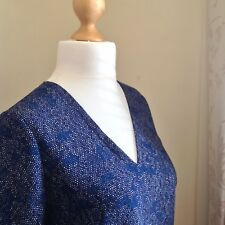 Gap Womans Tunic/ dress. Blue. Size XS. New With Tags. RRP £49