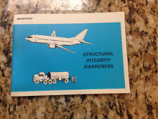 BOEING STRUCTURAL INTEGRITY AWARENESS GUIDE BOOK
