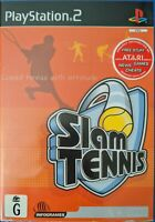 Playstation 2 PS2 Game Slam Tennis