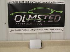 04 07 Cadillac CTS-v Fuel Door OEM GM Cover W/ Hinge CTS LS2 LS6