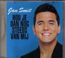 Jan Smit-Hou Je Dan Nog Steeds Van Mij Promo cd single