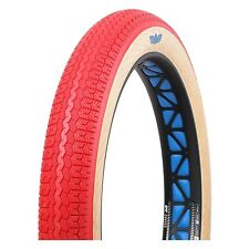 Se Racing Chicane Tires  - Plus - 26X3.5 - 559 - Wire - Rd/Tan - 20 - 72 - 56A