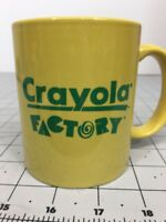 Crayola Crayons Factory Coffee Cocoa Tea Mug Cup