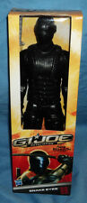 "G.I. Joe Retaliation Snake Eyes 12"" Action Figure, New"