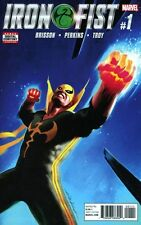 Iron Fist Vol. 3 #1 cover A first print NM/MT plus digital edition on Netflix