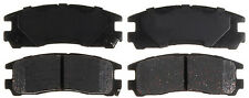 Disc Brake Pad Set-Ceramic Disc Brake Pad Rear ACDelco Advantage 14D383CH