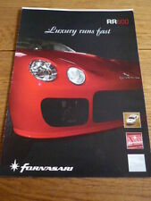 FORNASARI RR 600 CAR BROCHURE