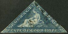 Cape of Good Hope 1863-64   Scott #13b  USED