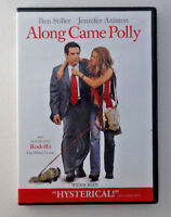 DVD Along Came Polly Ben Stiller Jennifer Aniston video widescreen
