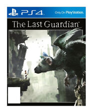 The Last Guardian - PlayStation 4 VideoGames