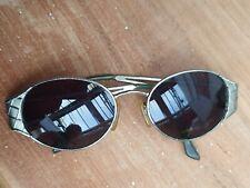 Vintage Yves Saint Laurent  Oval Sunglasses Rare 70's