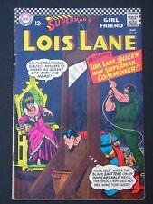 Superman's Girl Friend Lois Lane #67 1966 Mid Grade DC Comic