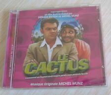 CD ALBUM BOF LE CACTUS MUSIQUE DE FILM MICHEL MUNZ 16 TITRES 2005 NEUF