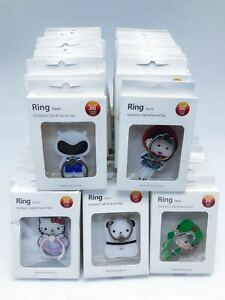 LOT Universal 360° Rotating Finger Ring Stand Holder Mount For Cell phone