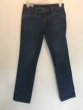 (W30) Abercrombie & Fitch Blue Jeans Verano/Vacaciones/Casual/Towie RRP £ 60