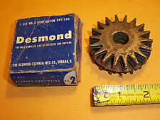 # 2  DESMOND GRINDING WHEEL DRESSER CUTTER