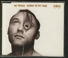 JAH  WOBBLE Amor 4 TRACK GERMANY CD SINGLE IN JEWEL CASE