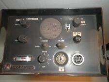 Motorola Portable Repeater 1960s 5w Vhf