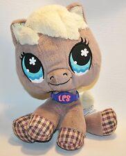 Littlest Pet Shop VIPs Stuffed Plush Animal Toy HORSE LPS No code