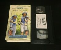 Sewing with Nancy Girls 'n Dolls VHS Sewing How To Sew Zieman doll clothes