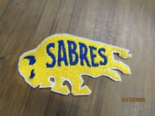 NHL Buffalo Sabres Sewn/Iron on Patch